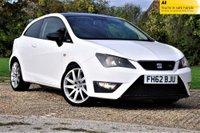 2013 SEAT IBIZA 2.0 TDI CR FR SportCoupe 3dr £4490.00