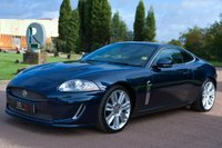 USED 2009 59 JAGUAR XK 5.0 Supercharged 2dr NAV+HEATED SEAT+UPGRADED SOUND