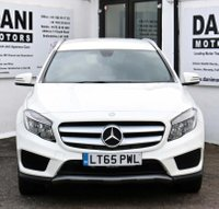 USED 2015 65 MERCEDES-BENZ GLA-CLASS 2.1 GLA200 CDI AMG Line 7G-DCT 5dr 1 OWNER*REV CAMERA*BLUETOOTH
