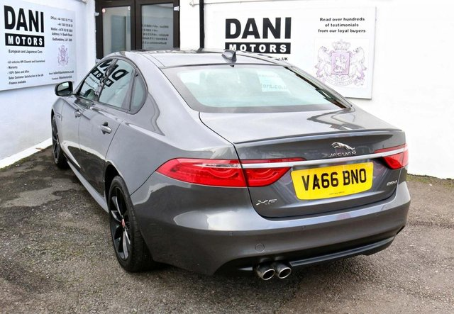 JAGUAR XF at Dani Motors