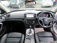 USED 2014 14 VAUXHALL INSIGNIA 2.0 ELITE NAV BI-TURBO 5d AUTO 192 BHP