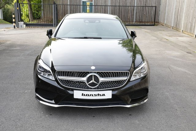 MERCEDES-BENZ CLS-CLASS at Bonsha Motors