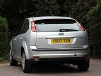 USED 2007 07 FORD FOCUS 1.6 STYLE 5d 100 BHP SAME OWNER FOR 9 YEARS VGC
