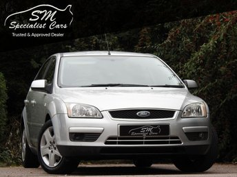 2007 FORD FOCUS 1.6 STYLE 5d 100 BHP £1290.00