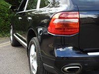 USED 2007 07 PORSCHE CAYENNE 3.6 TIPTRONIC S 5d AUTO 291 BHP 1 OWNER 89K FSH LEATHER A/C