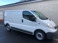 USED 2008 08 VAUXHALL VIVARO 2.0 2700CDTI SWB SHR 90 BHP NO VAT !!  Outstanding condition inside and out, for the age of the vehicle.. Not to be missed !!