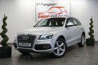 Used AUDI Q5 for sale in Newport