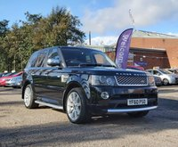 USED 2011 60 LAND ROVER RANGE ROVER SPORT 3.0 TDV6 AUTOBIOGRAPHY 5d AUTO 245 BHP NAVIGATION SYSTEM *  BLUETOOTH *  PRIVACY GLASS *  20 INCH ALLOYS *  PARKING AID *  LEATHER TRIM *