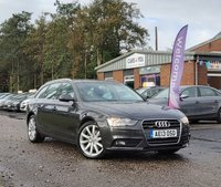 USED 2013 13 AUDI A4 2.0 TDI QUATTRO SE TECHNIK S/S 4d AUTO 174 BHP NAVIGATION SYSTEM *  LEATHER TRIM *  18 INCH ALLOYS *  PARKING AID *  CLIMATE CONTROL *  2 OWNERS *