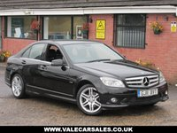 2011 MERCEDES-BENZ C CLASS C220 CDI BLUEEFFICIENCY SPORT AUTO 4dr £6690.00
