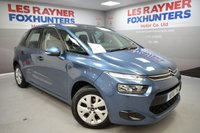 USED 2016 16 CITROEN C4 PICASSO 1.6 BLUEHDI VTR 5d 98 BHP Free Road Tax, Bluetooth, Full History, Cruise control