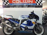 USED 1991 H SUZUKI GSXR400 398cc GSX-R 400 CLASSIC SPORTS BIKE!!!