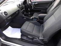 USED 2010 59 AUDI A3 1.6 MPI SE TECHNIK 3d 101 BHP NEW MOT, SERVICE & WARRANTY