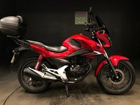 USED 2016 16 HONDA GLR 125 CB 125 F. 2016. FSH. 8760 MILES. JUST SERVICED