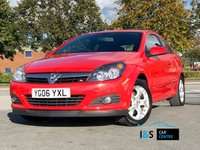 USED 2006 06 VAUXHALL ASTRA 1.6 SXI 16V TWINPORT 3d 100 BHP