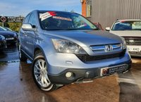 USED 2008 08 HONDA CR-V 2.2 I-CTDI EX 5d 139 BHP Low Miles - 11 Honda Services - Top of the Range