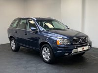 USED 2012 62 VOLVO XC90 2.4 D5 SE AWD 5d AUTO 200 BHP FULL VOLVO HISTORY + LEATHER + 7 SEATS