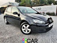 USED 2011 61 VOLKSWAGEN GOLF 2.0 MATCH TDI BLUEMOTION TECHNOLOGY 5d 138 BHP 2 PREVIOUS OWNERS + FSH
