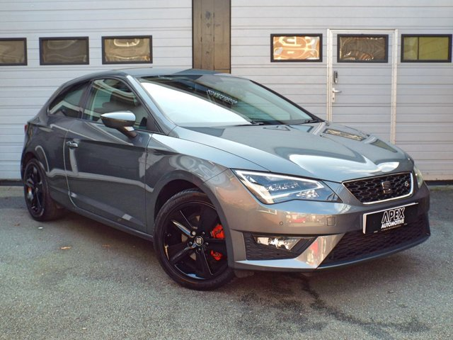 USED 2015 65 SEAT LEON 1.4 ECOTSI FR TECHNOLOGY 3d 150 BHP