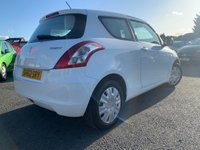 USED 2012 62 SUZUKI SWIFT 1.2 SZ2 3d 94 BHP £30 P/Y Road Tax