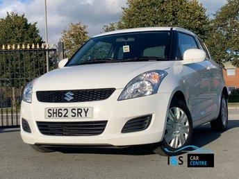 2012 SUZUKI SWIFT 1.2 SZ2 3d 94 BHP £4190.00