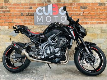 2018 KAWASAKI Z900 Performance Edition ABS £8990.00