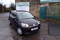 USED 2014 14 VOLKSWAGEN UP 1.0 MOVE UP 3d 59 BHP One Former Owner With Service History