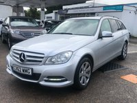 USED 2012 62 MERCEDES-BENZ C-CLASS 1.6L C180 BLUEEFFICIENCY EXECUTIVE SE 5d 154 BHP FULL Mercedes Benz SERVICE HISTORY