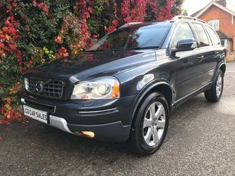 2011 VOLVO XC90 2.4 D5 SE LUX AUTOMATIC - FULL VOLVO SERVICE HISTORY - REAR DVD's £11990.00