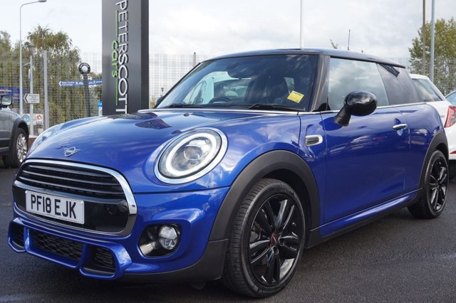 USED 2018 18 MINI HATCH COOPER 1.5 COOPER 3d 134 BHP JOHN COOPER WORKS EDITION