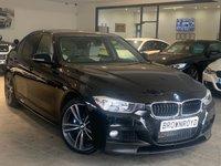 USED 2015 15 BMW 3 SERIES 3.0 335D XDRIVE M SPORT 4d AUTO 309 BHP BM PERFORMANCE STYLING+SAT NAV