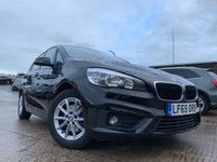 2015 BMW 2 SERIES ACTIVE TOURER 1.5 216D SE 5d 114BHP £10290.00