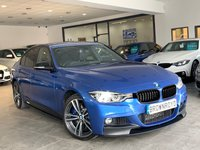 USED 2016 66 BMW 3 SERIES 3.0 335D XDRIVE M SPORT 4d AUTO 308 BHP BM PERFORMANCE STYLING+PLUS PK