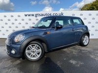 USED 2010 60 MINI HATCH COOPER 1.6 DIESEL COOPER D 112 BHP CHILLI PK LEATHER