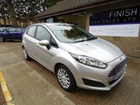 USED 2014 14 FORD FIESTA 1.5 STYLE TDCI 5d 74 BHP * * FINANCE AVAILABLE * * ZERO ROAD TAX * * BLUETOOTH * * 2 KEYS * * 6 MONTHS WARRANTY * *