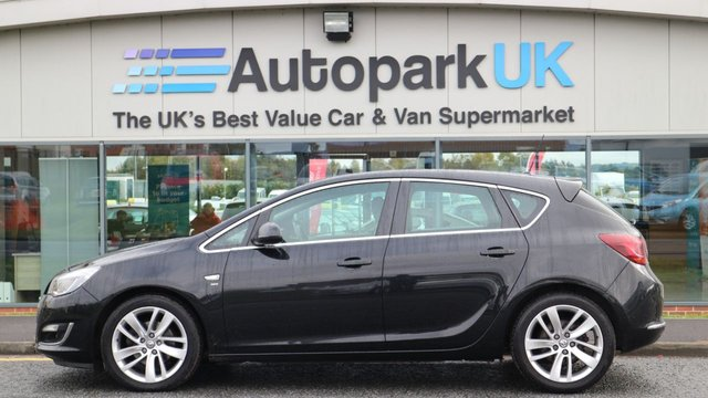 USED 2012 62 VAUXHALL ASTRA 1.7 SRI CDTI 5d 130 BHP LOW DEPOSIT OR NO DEPOSIT FINANCE AVAILABLE