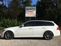 USED 2011 60 BMW 3 SERIES 3.0 325I M SPORT TOURING 5dr AUTO Sat Nav, Leather, Xenons