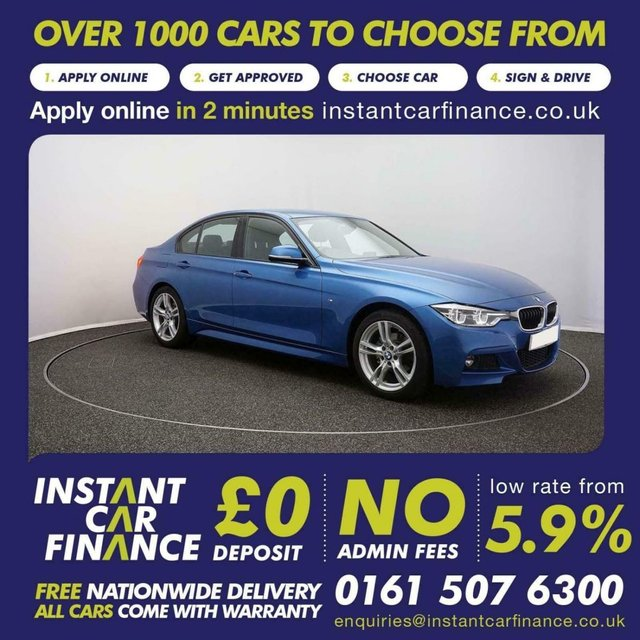 View our BMW 320