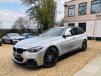 USED 2017 67 BMW 3 SERIES 3.0 330D XDRIVE M SPORT TOURING 5d 255 BHP