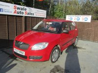 USED 2007 57 SKODA FABIA 1.2 LEVEL 1 HTP 5d 59 BHP FINANCE AVAILABLE FROM £21 PER WEEK OVER TWO YEARS - SEE FINANCE LINK FOR DETAILS