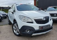 USED 2014 14 VAUXHALL MOKKA 1.4T EXCLUSIV S/S 5d 138 BHP Very Low Miles - 4 Services - Huge Spec Local Car