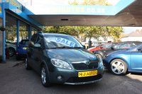 USED 2012 62 SKODA ROOMSTER 1.2 SCOUT TSi 5dr 103 BHP NEED FINANCE??? APPLY WITH US!!!
