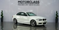 USED 2013 13 BMW 1 SERIES 2.0 120D SPORT PLUS EDITION 2d AUTO 175 BHP