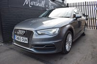 USED 2015 65 AUDI A3 1.4 SPORTBACK E-TRON 5d AUTO 101 BHP (PLUG IN HYBRID) ONE ONWER - FULL AUDI HISTORY - FREE TAX - SAT NAV - BANG AND OULFSEN SPEAKERS - PRIVACY GLASS - ROOF RAILS