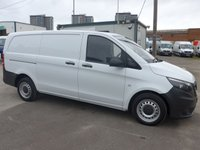 2016 MERCEDES-BENZ VITO 1.6 111 CDI 114 BHP [EURO 5], DIRECT FROM MERCEDES-BENZ £8995.00