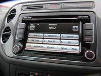 USED 2012 12 VOLKSWAGEN TIGUAN 2.0 SPORT TDI BLUEMOTION TECHNOLOGY 4MOTION DSG 5d AUTO 140 BHP