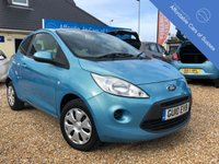 USED 2010 10 FORD KA 1.2 EDGE 3d 69 BHP Ideal 1st Car - Only £30 Tax + Low Insurance