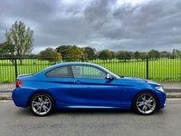 USED 2015 65 BMW 2 SERIES 3.0 M235I 2d AUTO 322 BHP