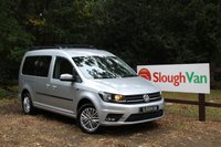 USED 2017 17 VOLKSWAGEN CADDY MAXI 2.0 C20 LIFE TDI DSG AUTO 7 SEAT NO VAT Air Conditioning, 7 Seats, Automatic, Euro 6, Sat Nav