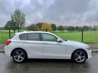2015 BMW 1 SERIES 1.5 116D SPORT 5d 114 BHP £9995.00